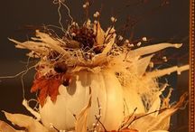 All Fall!!! Decor and Holidays / Dress up & Decorate! All things Halloween, Thanksgiving and FALL  Please FOLLOW me if you are going to raid my boards if you're pinning my pins you know I pin a lot of great stuff!  / by Heather Boyd