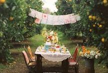 Dining Al Fresco / by Where Women Cook Magazine
