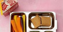 The Lunchbox / Pack your lunch with these great lunch box ideas for adults and kids including bento boxes and snack bags.