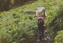 Hiking is my zen