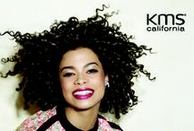 CURLS ARE IN! / #curlsarein Campaign - part of KMS California