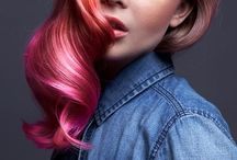 Spectrums in Mane / Unnatural, Fun and Unexpected Hair Colors / by Heather Boyd