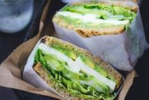 sandwich Shop / The most mouth watering sandwiches, wraps and rolls. / by Where Women Cook Magazine