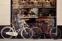 Bike (Coffee) Shops
