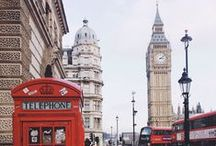 London / {London calling // God save the queen // Royals} / by Amanda Oakes