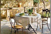 Party: Al Fresco Dining