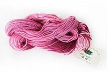 Bamboo Soft - Lotus Yarns / This yarn is amazingly soft and luxurious. Bamboo is naturally anti-bacterial, warm in winter, cool in summer, and drapes beautifully. It is also a renewable resource, making itan environmentally friendly choice.