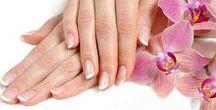 Маникюр, ногти, ухода за руками / Модные тенденции, натуральные рецепты по уходу за руками и ногтями