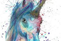 Unicorn stuff / Omg yas