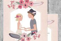 Wedding Invitation Cards by MAJDA