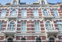 Building - Pillows Hotels - Amsterdam