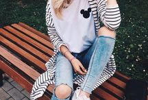 Disney outfits + must haves