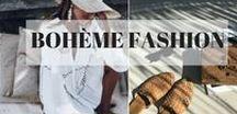 Bohème fashion / Bohemian style, bohème, fashion, inspiration, instagram