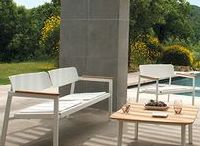 OUTDOOR - InterniShop Selection / Our exclusive selection of the best outdoor furnishings. Kettal, Emu and more.  www.internishop.it