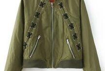 Women's Outerwear / Women's Outerwear: ●Kimono ●Blazers ●Jackets ●Coats