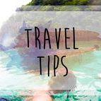 Travel Tips / The Adventurous Coder's Traveling Tips
