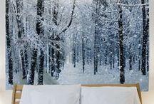 Home Decor-Wall Tapestry / Home decor ideas, wall art #homedecor