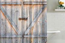 Home Decor-Shower Curtain / Home decor ideas, bathroom decor #bathroomdecor