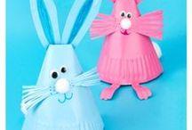 Ostern - DIY Ideen / Ostern ist die Zeit der zarten Farben und bunten Eier. DIY Ideen für Ostern werden hier gesammelt. Viel Spaß beim suchen! ;-)