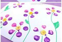 Frühling DIY für Kinder