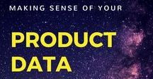 Product data / Products are defined by data. Data has become a new currency and a true core asset for firms. Product data is valuable by itself: yet its value increases exponentially when integrated with other data, such as maintenance history or related products or services. The capacity to unlock the full value of product data is a key competitive advantage.
