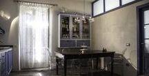 I nostri lavori - interni privati / Architettura d'interni e arredamento di case private.