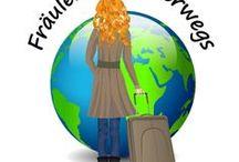 Fräulein K unterwegs - Ein Reiseblog / Auf meinem Blog schreibe ich über meine Reisen rund um den Globus. Mit meinen Geschichten möchte ich Andere Inspirieren auch zu Reisen, denn unsere Erde ist viel zu schön, um sie sich nicht anzusehen