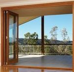 Home WIndow and Door Options / When you are remodeling your home, you have a unique opportunity to change the exterior style as well!  Here are a few options to consider in relationship to doors and windows