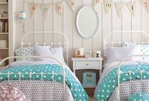 Girls Rooms / by Ali Hillstead