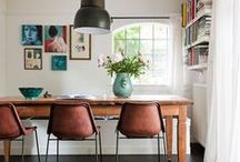 dining rooms / by Elissa Toews