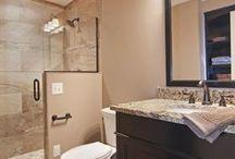 {Home} bathroom