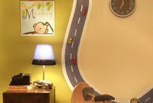 Boys rooms / by Ali Hillstead