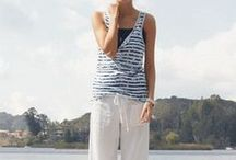 wear it - summer / what I do wear, what I would wear, what I like. Classic, comfy, minimal, casual style.