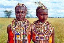 Culture/Faces Around the World / I love the subject of anthropology, when I was in the 4th Grade I read Margaret Mead's book about her study in Samoa and that really inspired me. Beauty is in all colors. Proofs in the pictures. Enjoy! / by Danielle Yearack