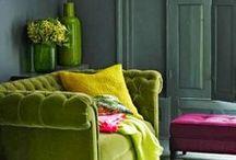 living room / by Karen Lizette