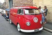 VW Love / by Sleeps with Dogs