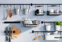 HomeFurnishings - Kitchen rails