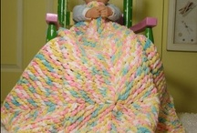 Pillows and Blankets / by Victorian Rose Inc ♥ Lori Harris