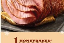 HoneyBaked 12 Days of Christmas Sweepstakes