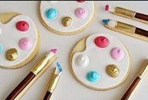 Birthday Ideas / by Michelle Eide {I Bake, You Bake}
