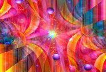 colors/rainbows / by Sherry Dixon-hotkowski