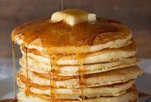 pancakery ideas / by Michelle Parise
