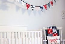 Kids Bedrooms / Dedicated to the little ones in your life! These ideas for dressing up your child's bedroom, bathroom, or play area are sure to delight. / by RoomMates Decor: Wall Decals & More