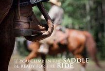 Cowboy Wisdom / Quotes on Cowboy Logic & Western Wisdom