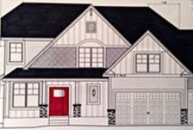 Our House! / Final selections for our (finally!) dream home. / by Michelle Eide {I Bake, You Bake}