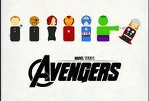 Avenger Initiative / I understood that reference! / by Geneva Hendrix