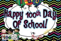 100th Day / Activities for the 100th day of school