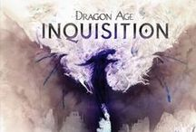 Dragon Age / Anything and everything related to the game series Dragon Age / by Geneva Hendrix