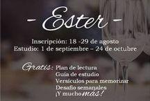 Ester Amando a Dios - LGG 2014