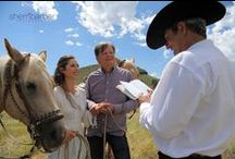 Sylvan Dale Weddings 2014 / Floods cannot destroy the love found here at Sylvan Dale Guest Ranch. Revitalized, renewed, and standing strong -- here are some couples who tied the knot at the home of the Heart-J brand!